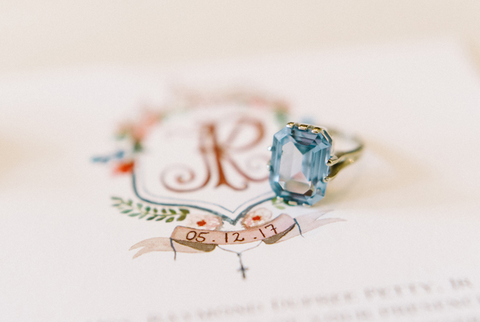heirloom wedding jewelry