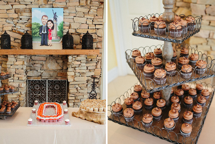 ohio state groom's cake