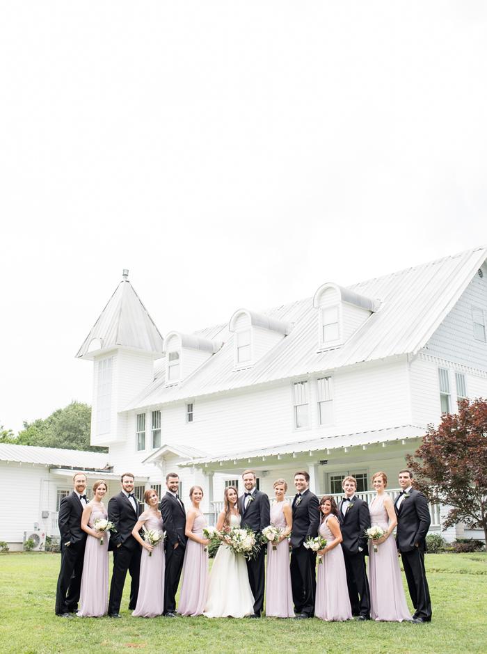 lavender bridesmaids dresses