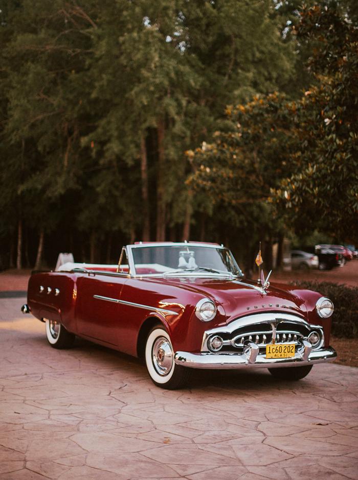 vintage car rentals