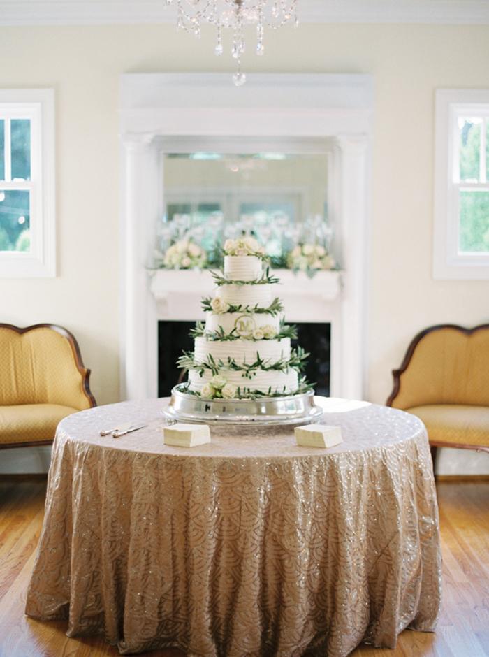 best bride's cake