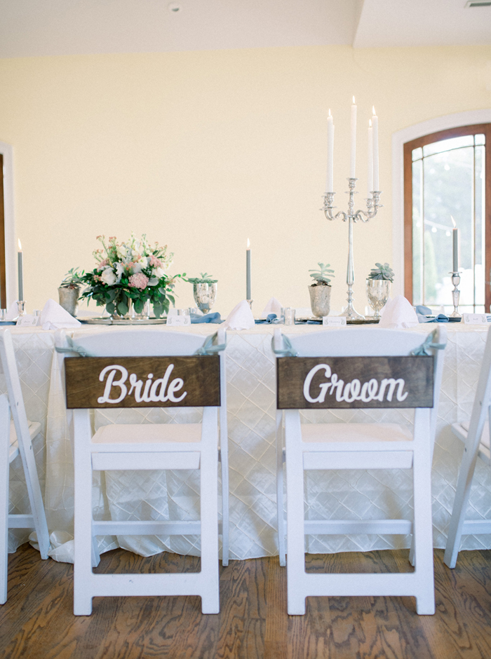 heirloom silver wedding