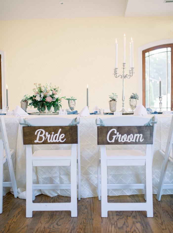 heirloom silver wedding
