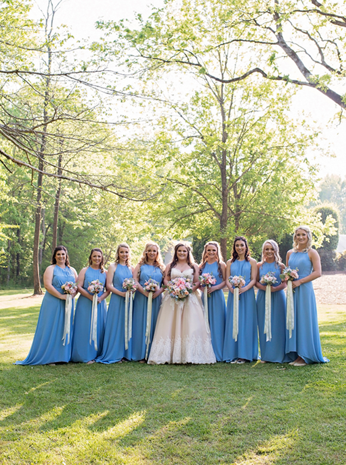 bella's bridal hoover