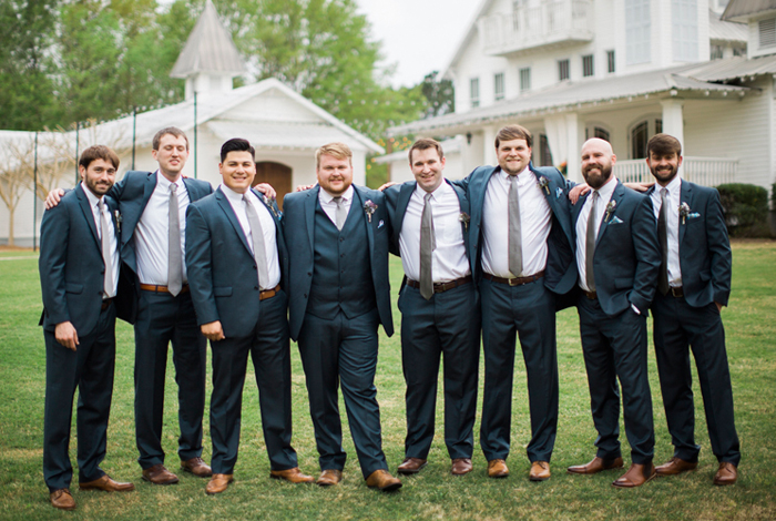 university of alabama groomsmen