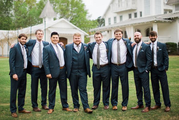 university of alabama groomsmen