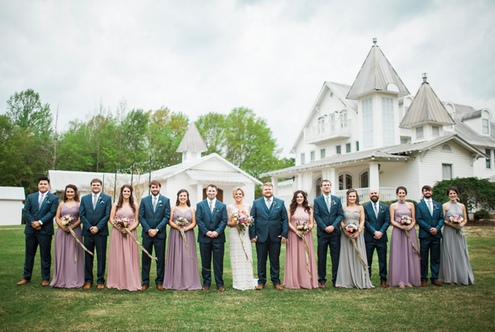 southern estate weddings