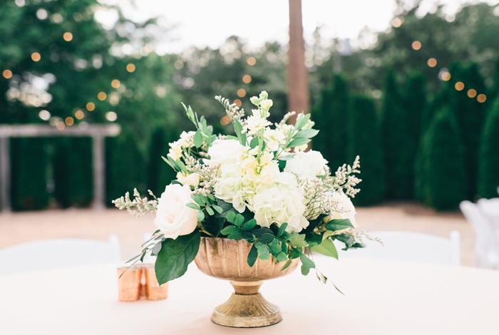 garden style arrangements