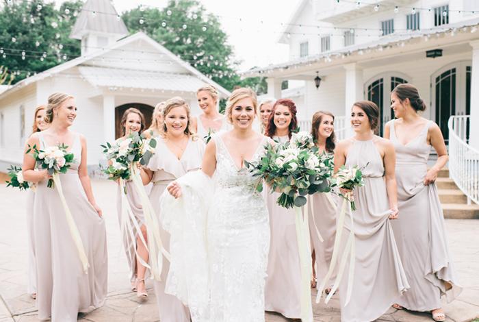 white wedding venues
