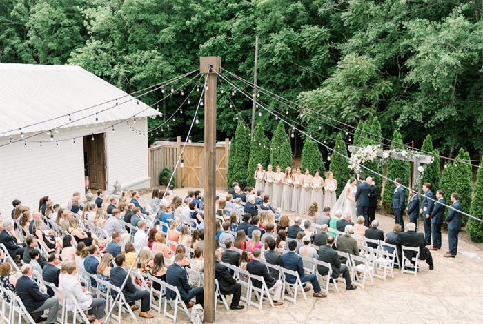 outdoor wedding venues in alabama
