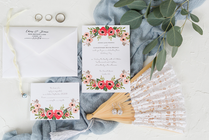 wedding invitations birmingham
