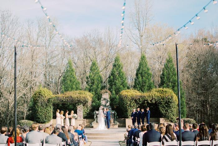 fireplace weddings