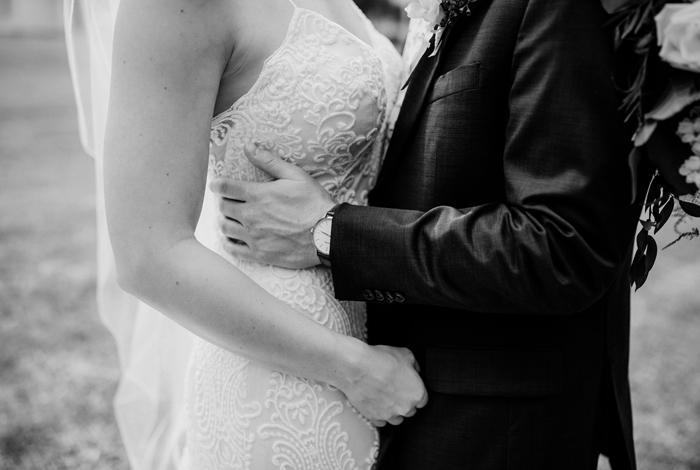 bustle bridal
