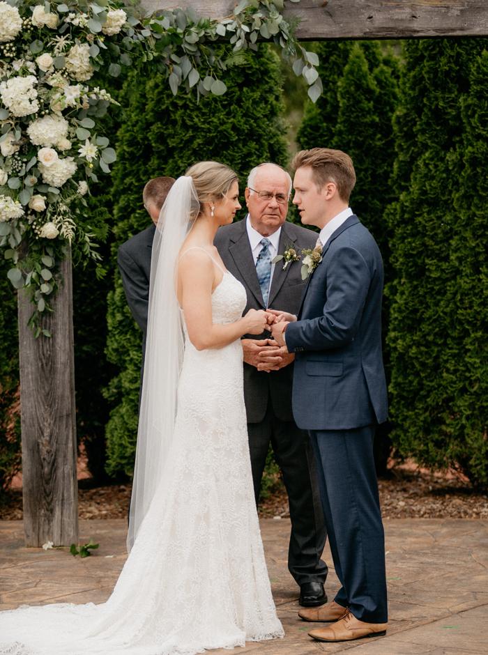 romantic southern wedding