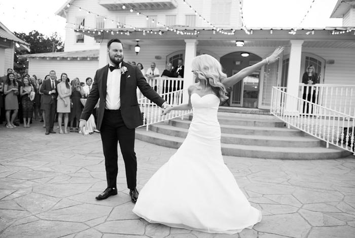 bride professional dancer