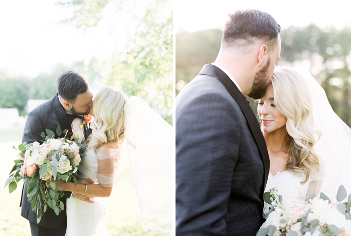 first kiss after married