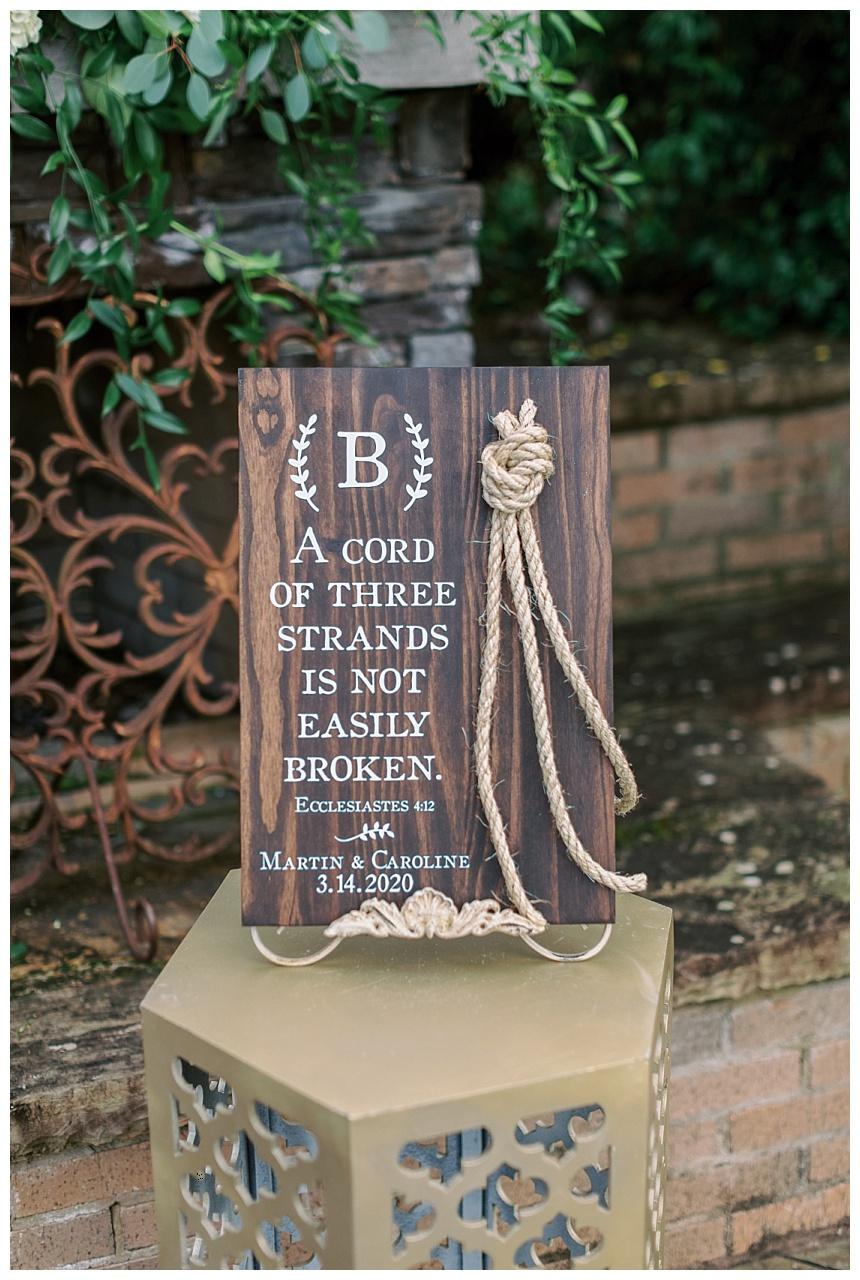 in wedding ceremonies
