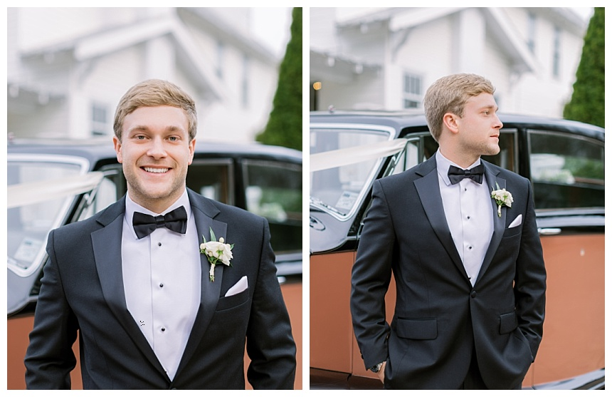 groom's portraits
